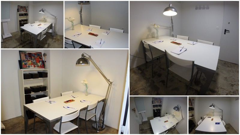 CoworkingValencia Sala - Despacho 1