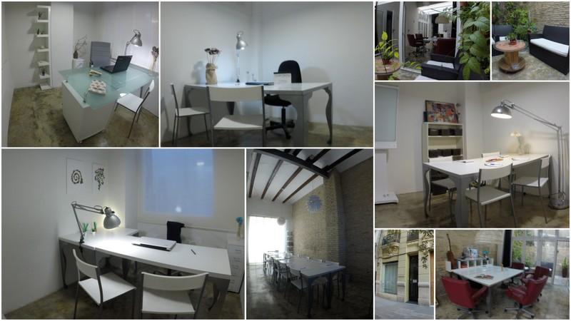 CoworkingValencia. Salas, despachos y espacios de coworking.