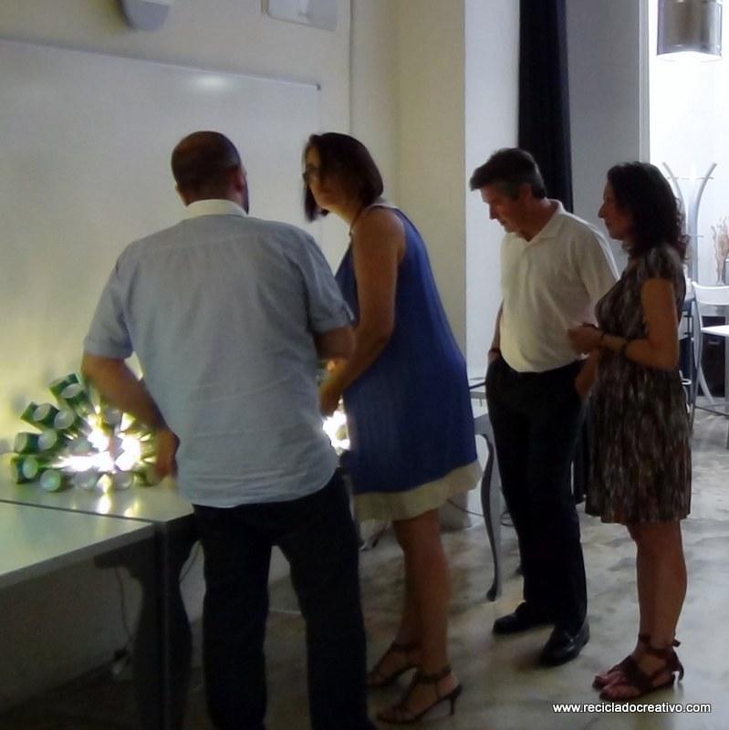 Entrega lámparas #yotambienquierouna (1)