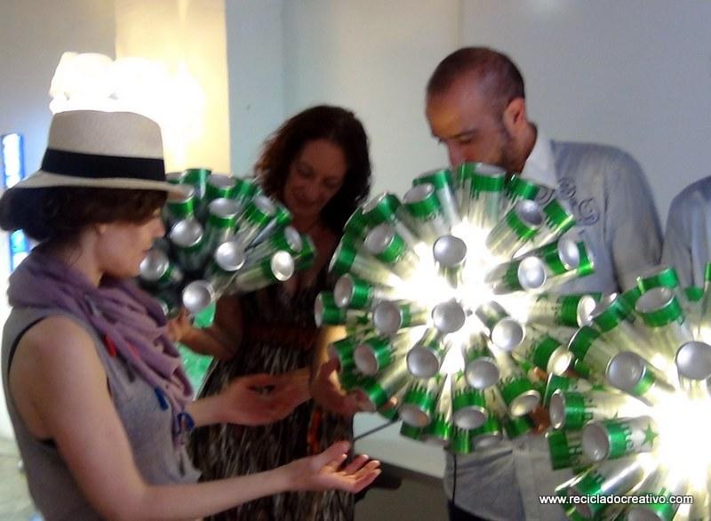 Entrega lámparas #yotambienquierouna (10)
