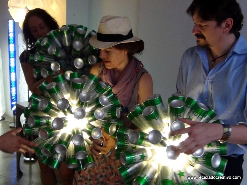 Entrega lámparas #yotambienquierouna (11)