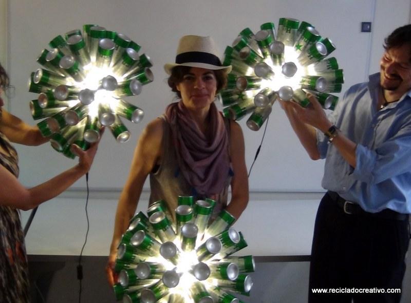Entrega lámparas #yotambienquierouna (16)