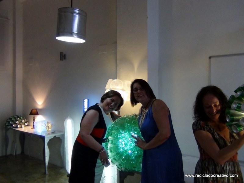 Entrega lámparas #yotambienquierouna (5)
