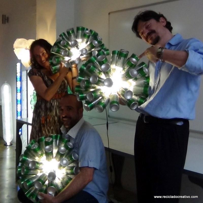 Entrega lámparas #yotambienquierouna (6)