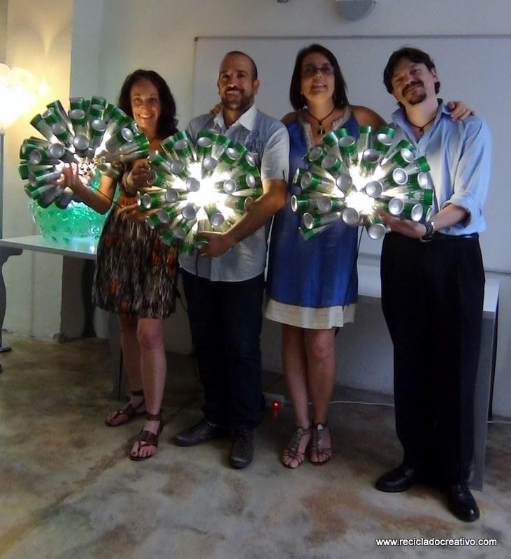 Entrega lámparas #yotambienquierouna (7)