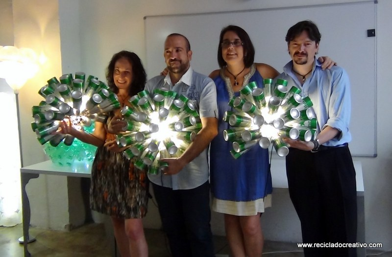 Entrega lámparas #yotambienquierouna (8)