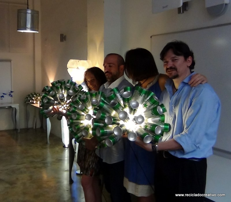 Entrega lámparas #yotambienquierouna (9)
